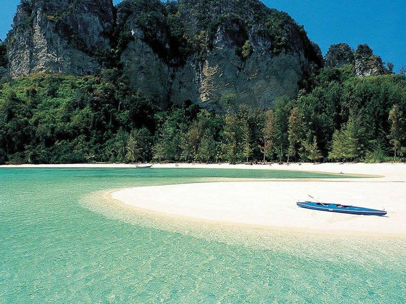 Reisezeit Südthailand
