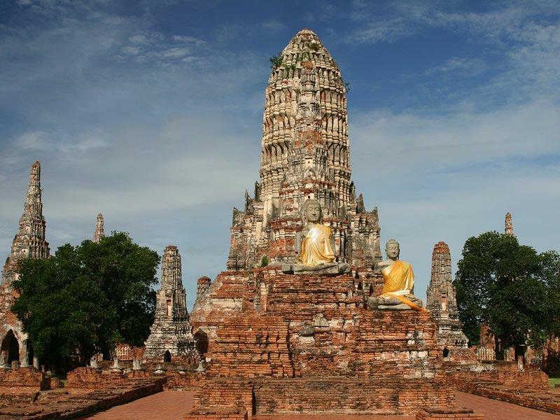 Reisezeit Zentralthailand und Osten