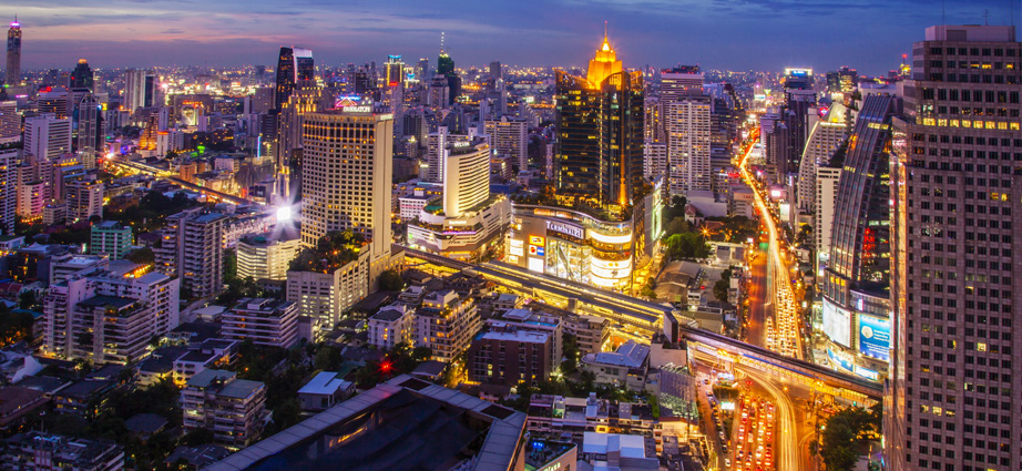 Dezember Bangkok
