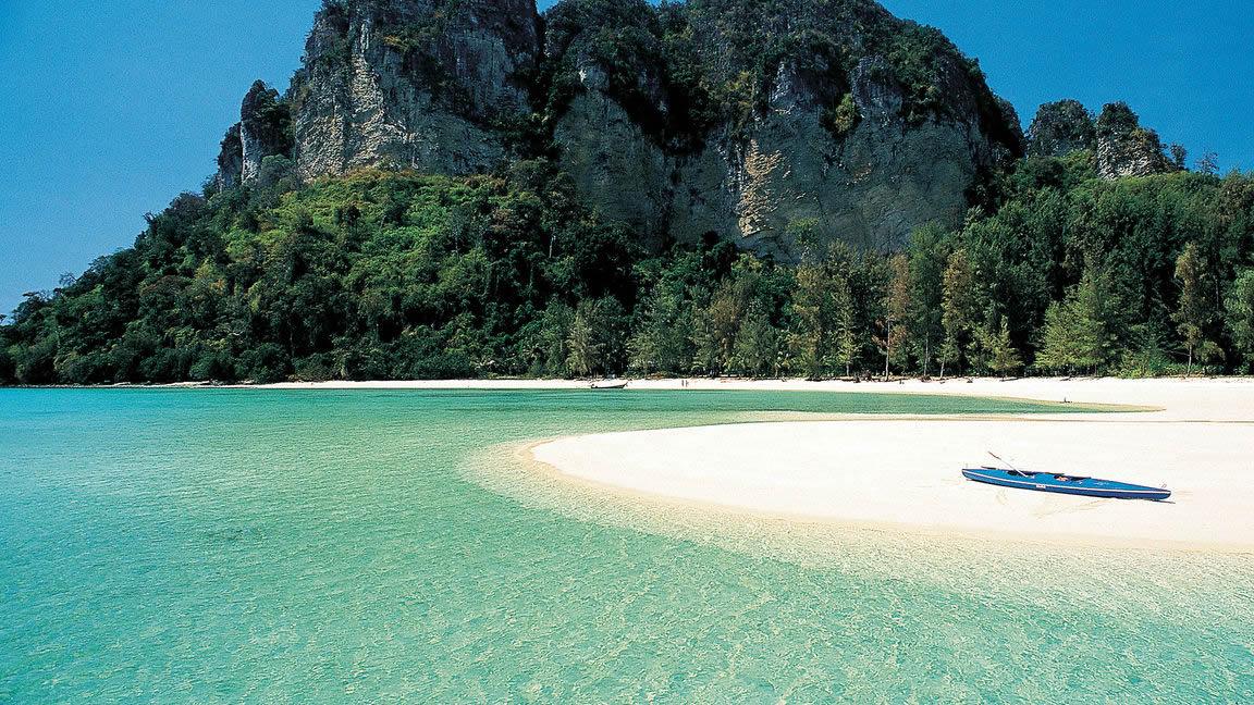 Krabi in Südthailand