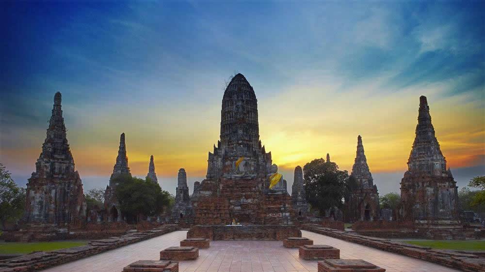 Zentralthailand Ayuthaya