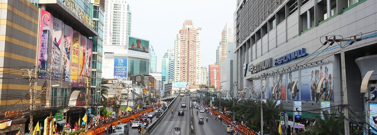 Klima und Wetter in Bangkok und beste Reisezeit