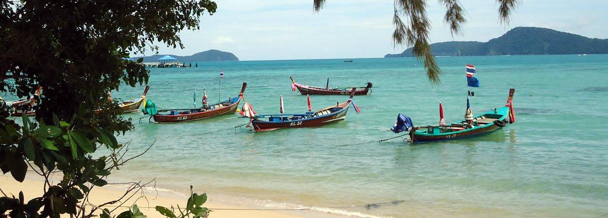 Klima und Wetter Phuket