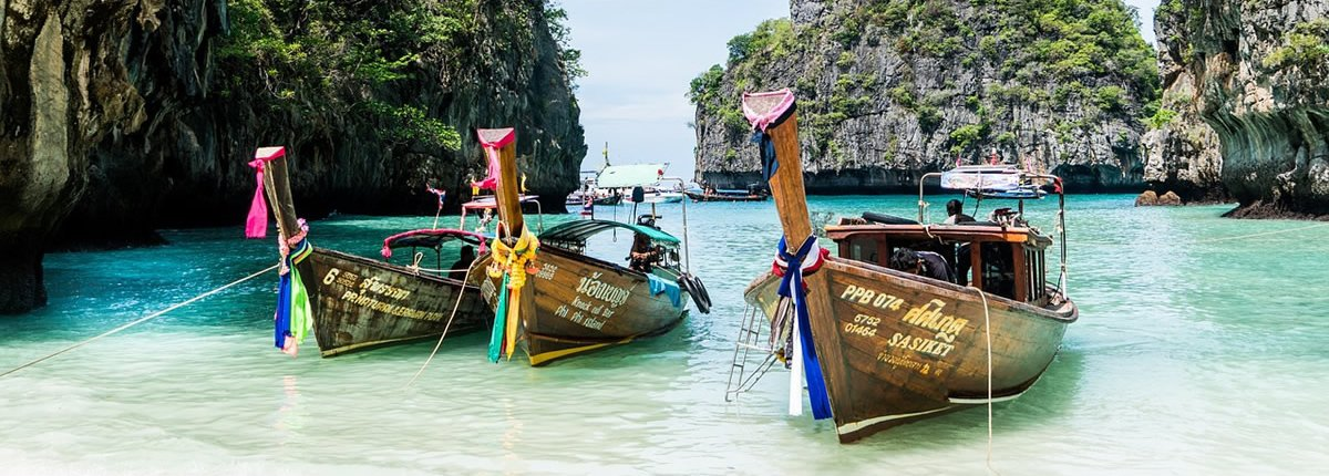 Klima und Wetter in Ko Phi Phi