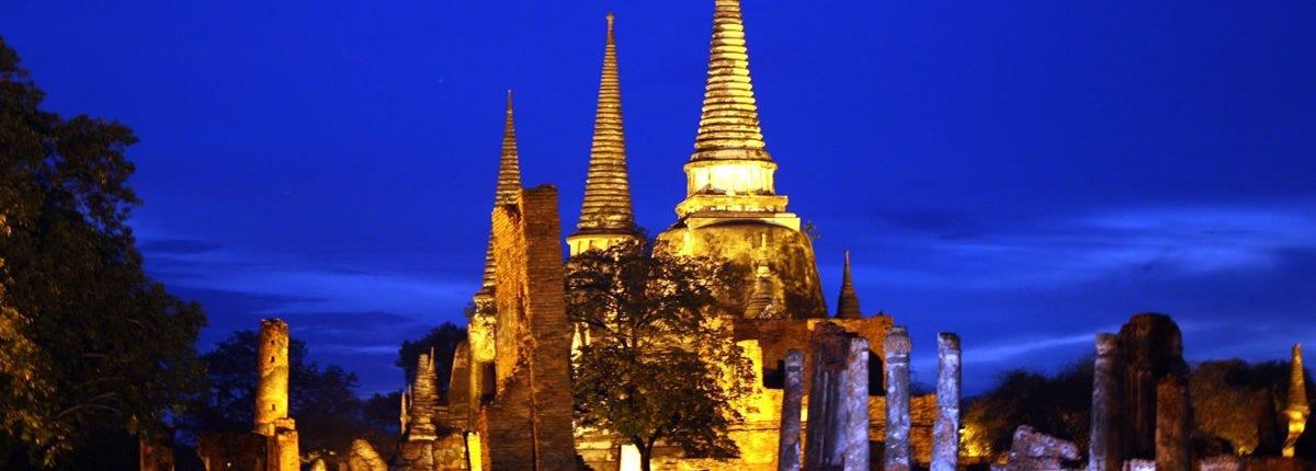 Ayutthaya Klima und Wetter und beste Reisezeit