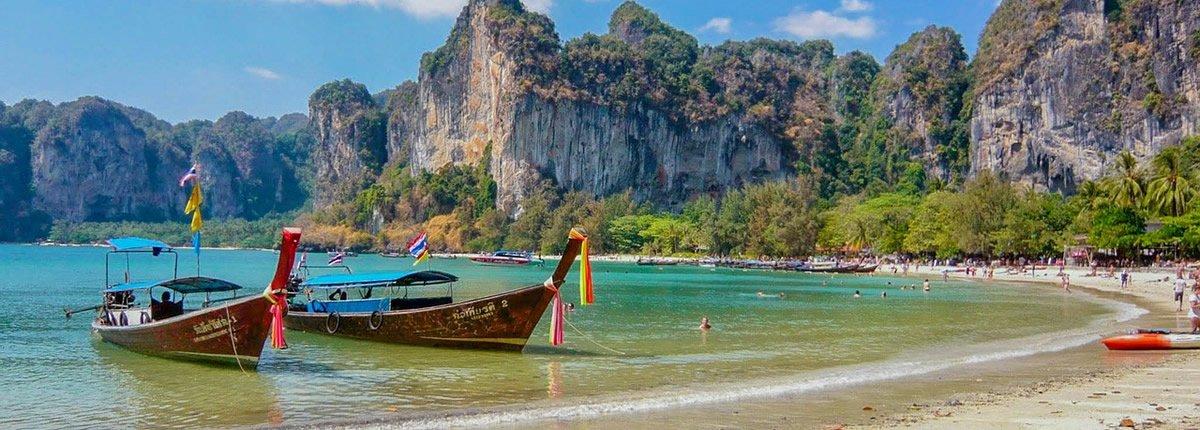 Golf von Thailand Klima Wetter Reiseziele