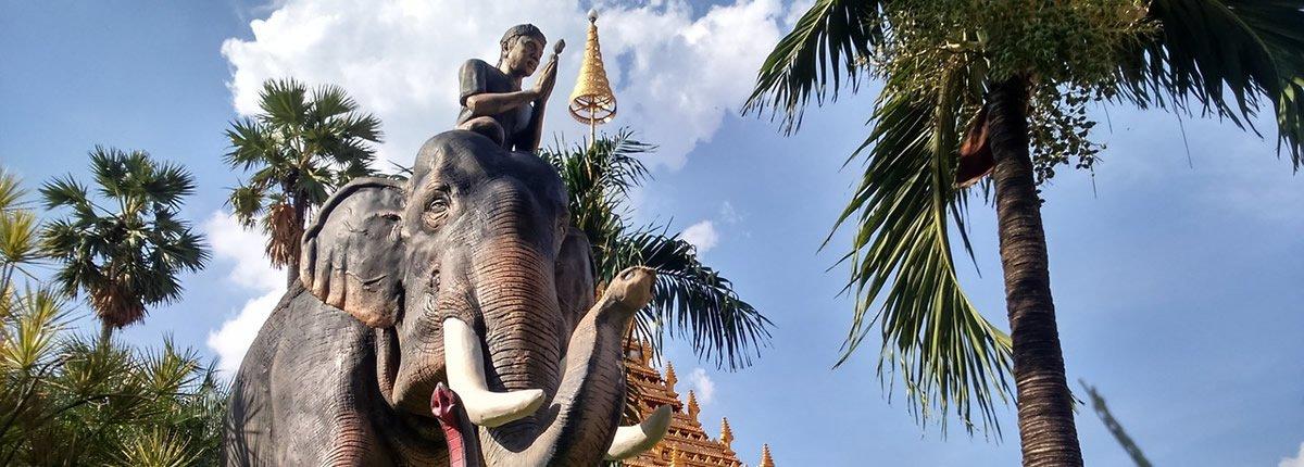 Klima und Wetter Khon Kaen