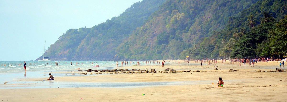 Koh Chang Trat Klima und Wetter