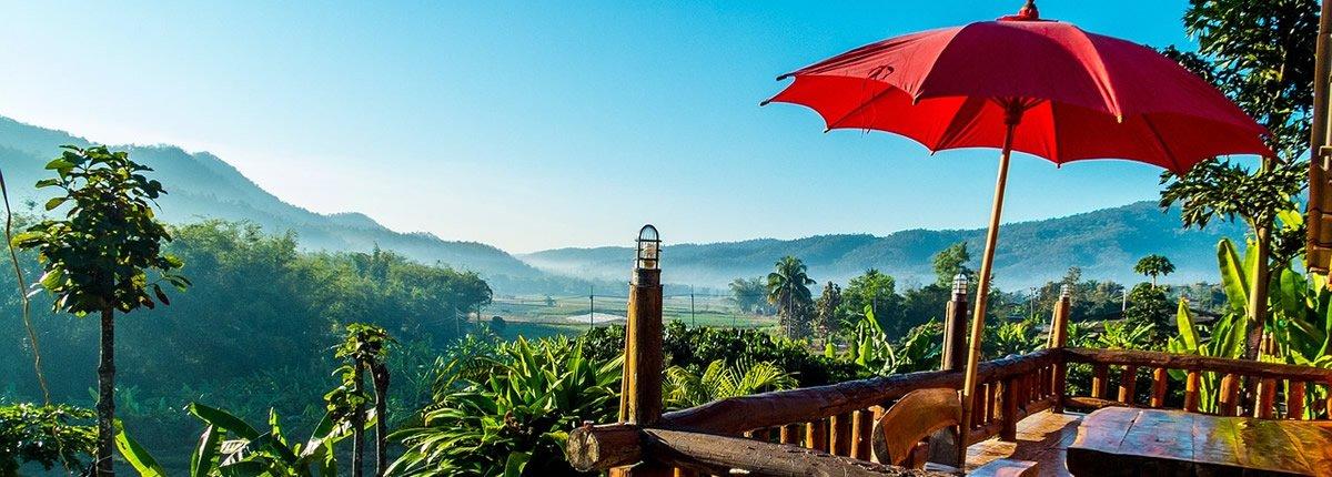 Nordostthailand Klima Wetter Reiseziele