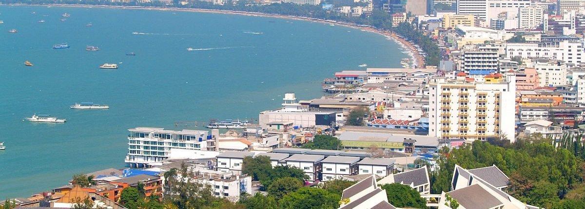 Pattaya Klima und Wetter