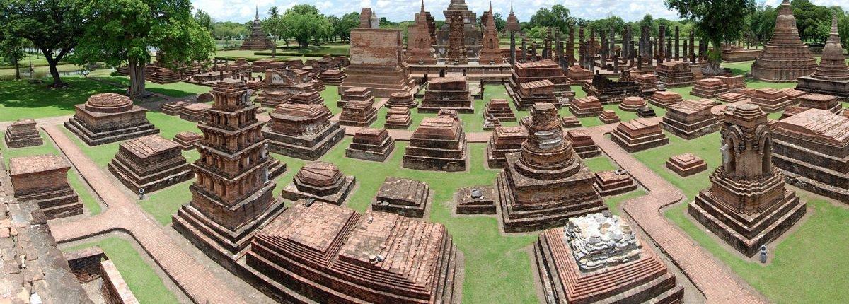 Sukhothai Klima und Wetter