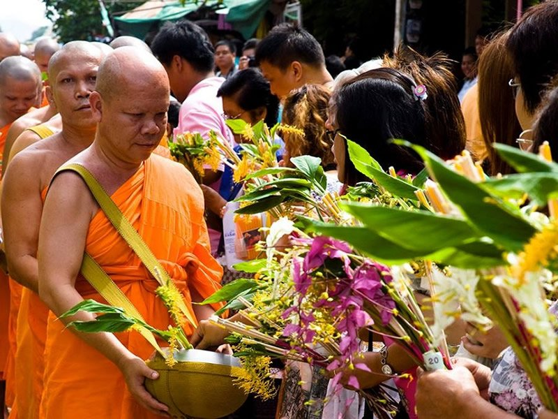 Thailand Reisezeit Juli