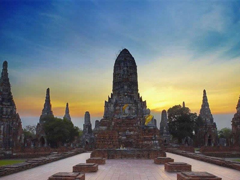 Thailand Reisezeit Oktober