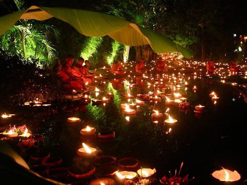 Thailand im November
