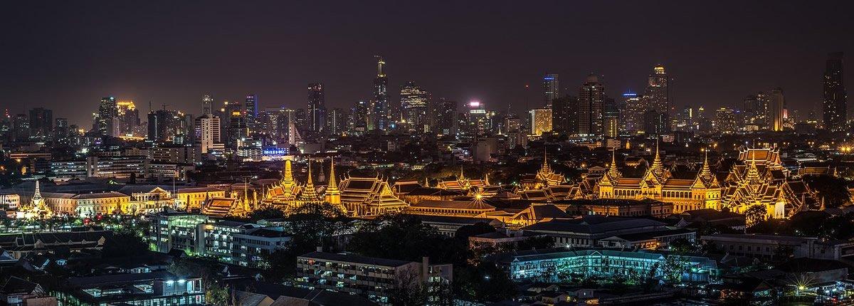 Zentralthailand Klima Wetter Reiseziele